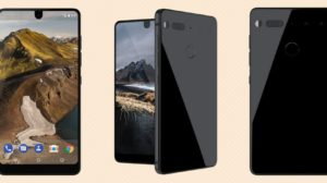 Android Founder Andy Rubin Launches 'Essential' PH-1 Smartphone at $699 - A 5.71-inch Bezel-less Beast!