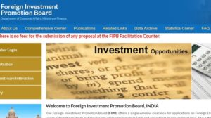 25 Year Old Foreign Investment Promotion Board Abolished; FDI Will Now Be More Seamless