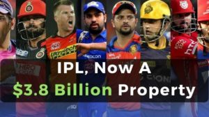 IPL's Brand Value Surges To $3.8 Billion; KKR Emerges As The Most Valuable Brand, Mumbai Indians Most Powerful Brand!