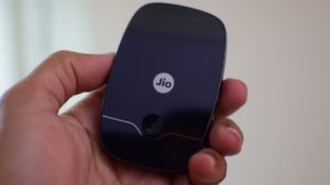 Buy JioFi Now And Get 100% Cashback Under Exchange Or Free Data Worth Rs. 1,000