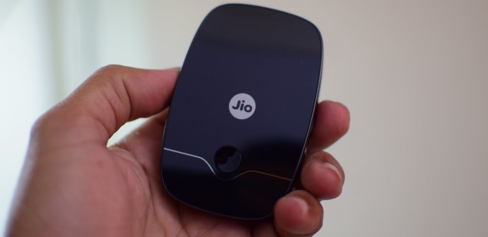 Jip JioFi Router Preview offer
