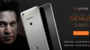 "Smartron ""srt.phone"" Launched By Sachin Tendulkar Priced At Rs. 12,999. Here Is All You Need To Know"