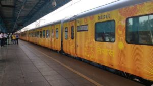 Luxurious Tejas Train Debuts With Mumbai-Goa Run; 5 Things Which Only Tejas Offers