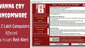 Wanna Cry Ransomware Outbreak Paralyses 2 Lakh Computers Across 150 Countries; India Issues Red Alert