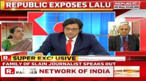 Arnab Is Back With Republic English News Channel; Live Streams On Hotstar With Expose!