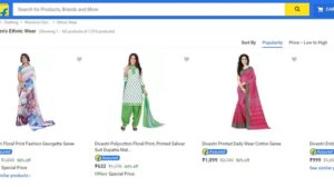 Flipkart Launches Its First Private Label 'Divastri' Ethnic Wear for Women