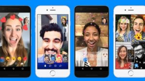 Facebook Adds Emojis, Filters, Effects and Animated Masks to the Messenger