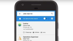 Now Get Jobs Directly On Google Search, Powered by Artificial Intelligence!