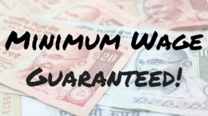 Universal Minimum Wage Is Coming Soon - No Indian Worker Can Then Be Paid Below Min Wage!