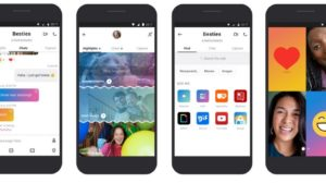 """Skype Gets Major Update; Brings Snapchat Story-Like """"Highlights"""" & Add-ins/Bots Like Allo"""