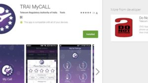 After MySpeed, TRAI Launches New MyCall & Do Not Disturb 2.0 Apps For Call Quality Monitoring