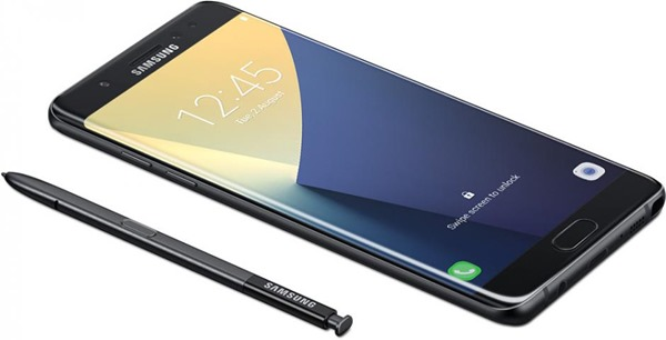 3. Samsung Galaxy Note 8
