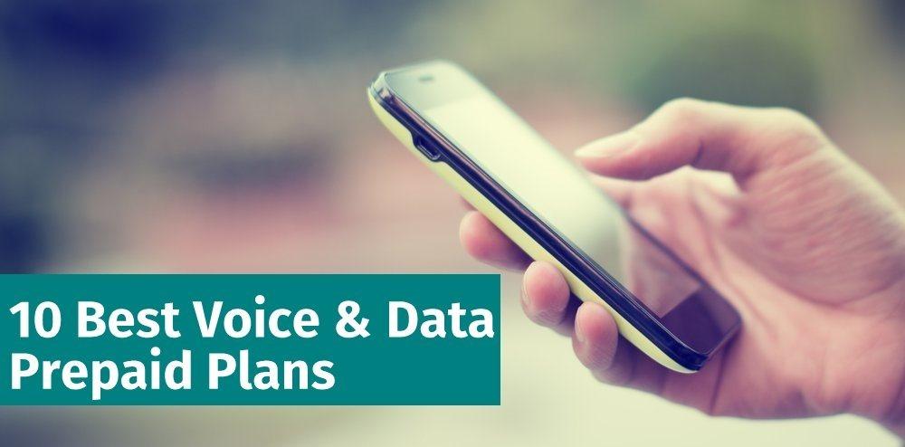 Top 10 Best Voice & Data Prepaid Plans From Jio, Airtel, Vodafone