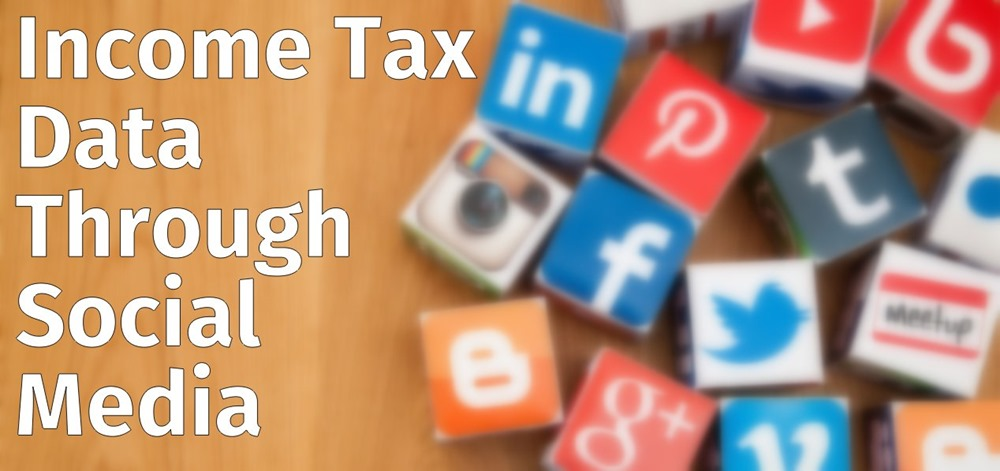 Income Tax intelligence social Media