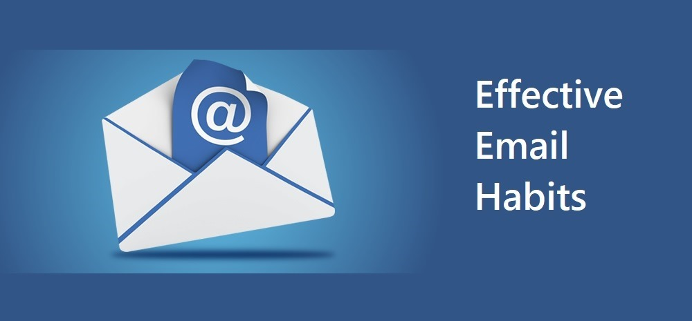 effective email habits