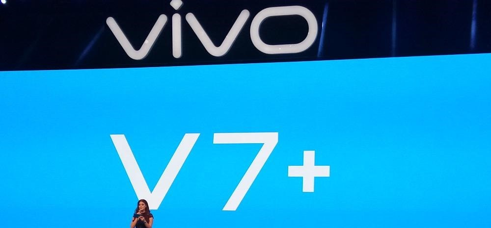 Vivo V7+ Launched
