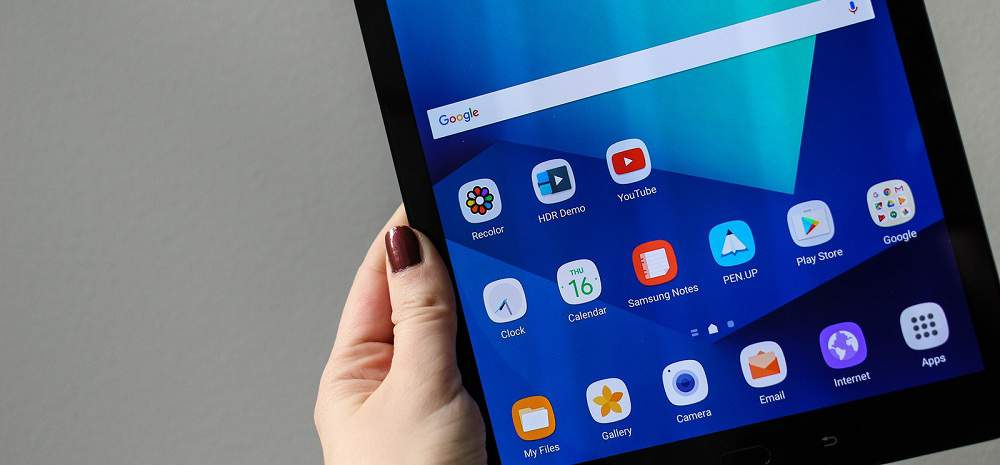Samsung Galaxy Tab A Launched