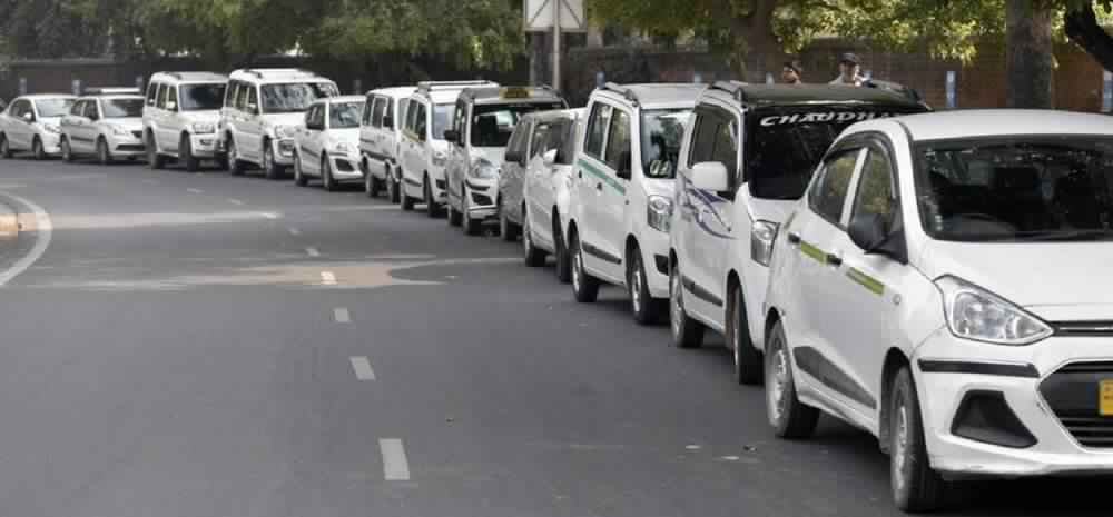 Ola & Uber Electric Cabs