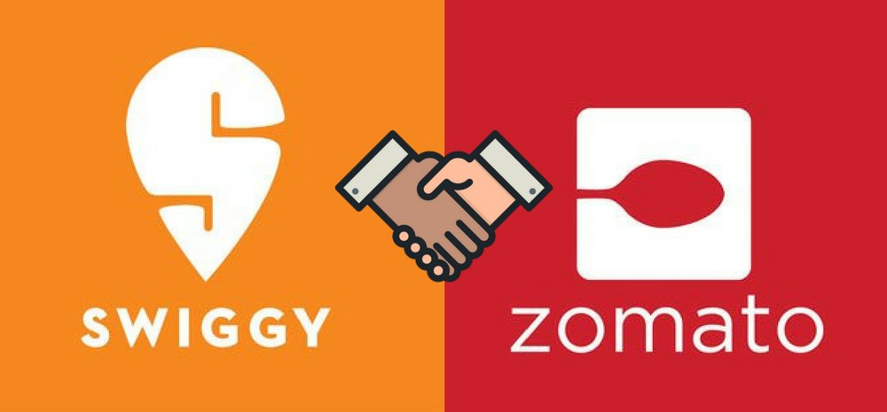 Zomato-Swiggy Merger
