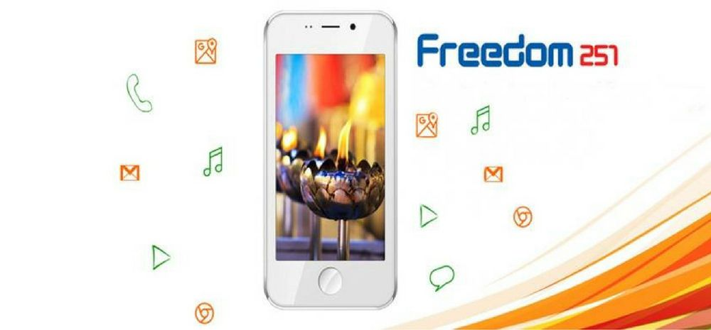 Freedom 251 Back Again