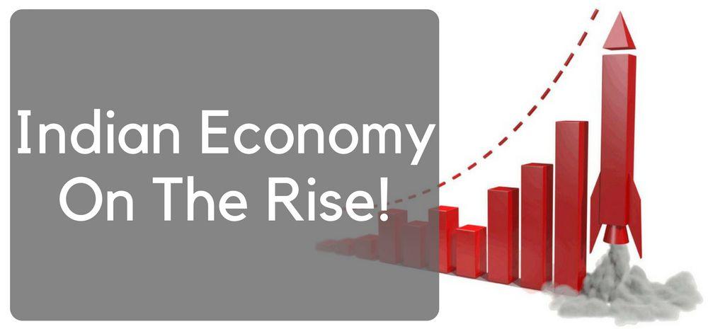 Indian Economy On The Rise