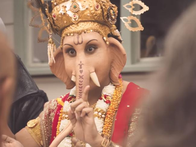 Lord Ganesha Featured In The Controversial Ad