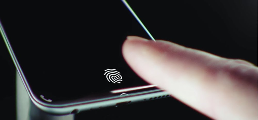 In-Display Fingerprint Sensor