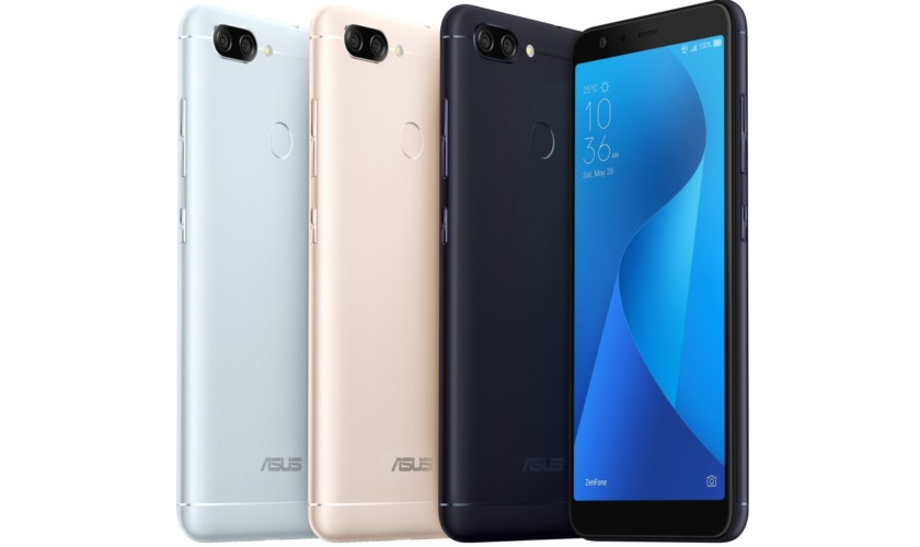 The Asus ZenFone Max Plus M1