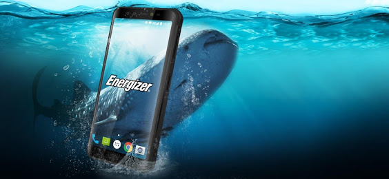 The Energizer Smartphone