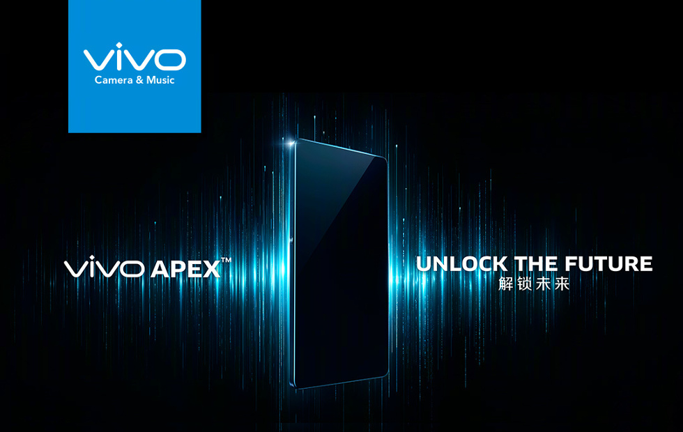 Vivo Apex: The Future Concept Phone