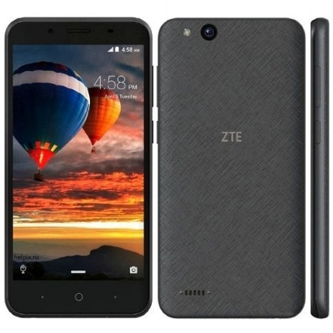 ZTE Tempo Go: An Android Go Smartphone