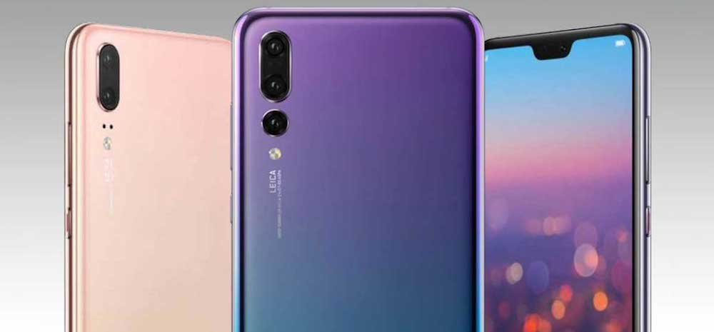 Huawei P20 Series Launched