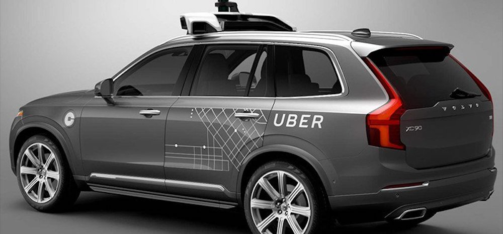 Uber's Self-Driving Car Causes Accident