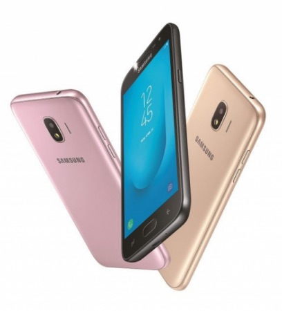 The Samsung Galaxy J2