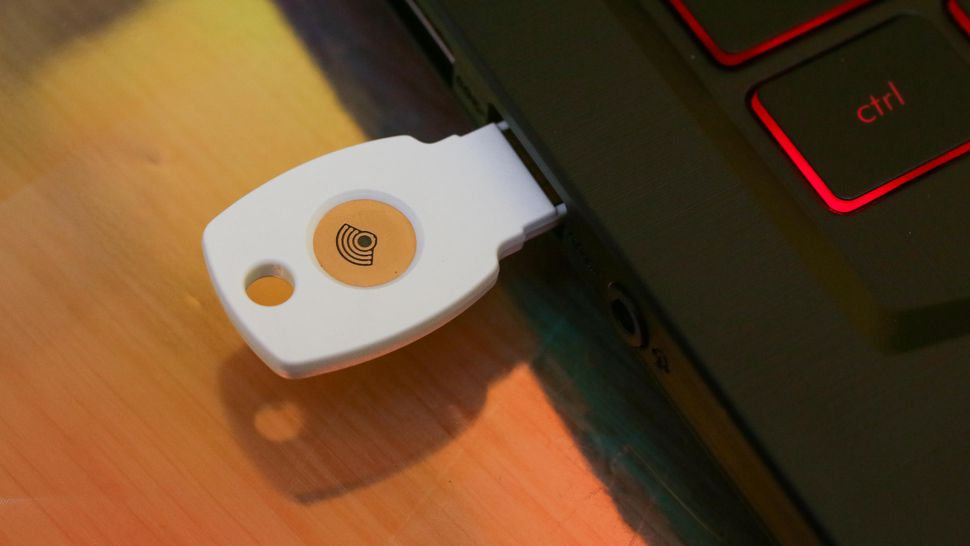 Google's Titan Key is a physical security key