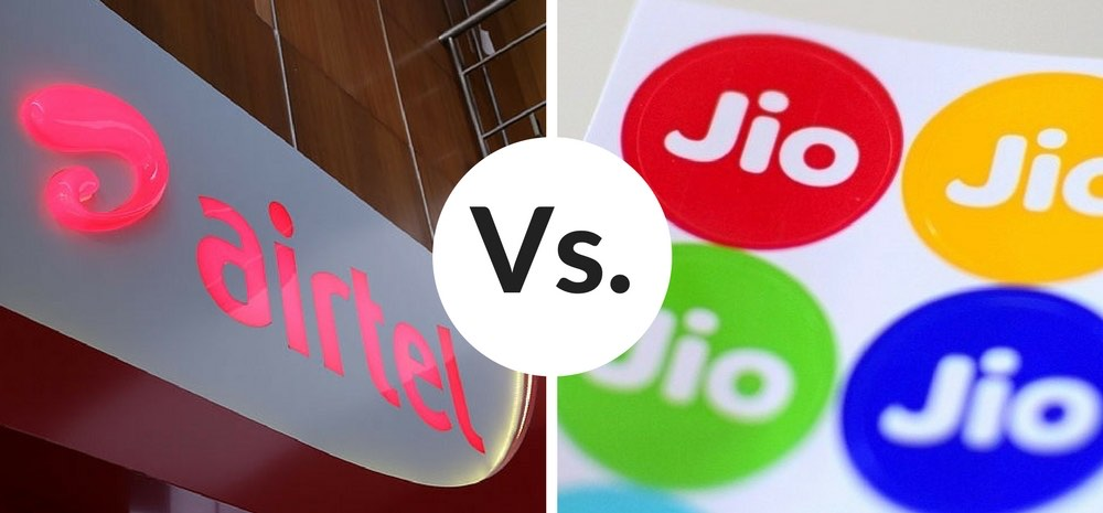 Airtel vs Jio plans compared