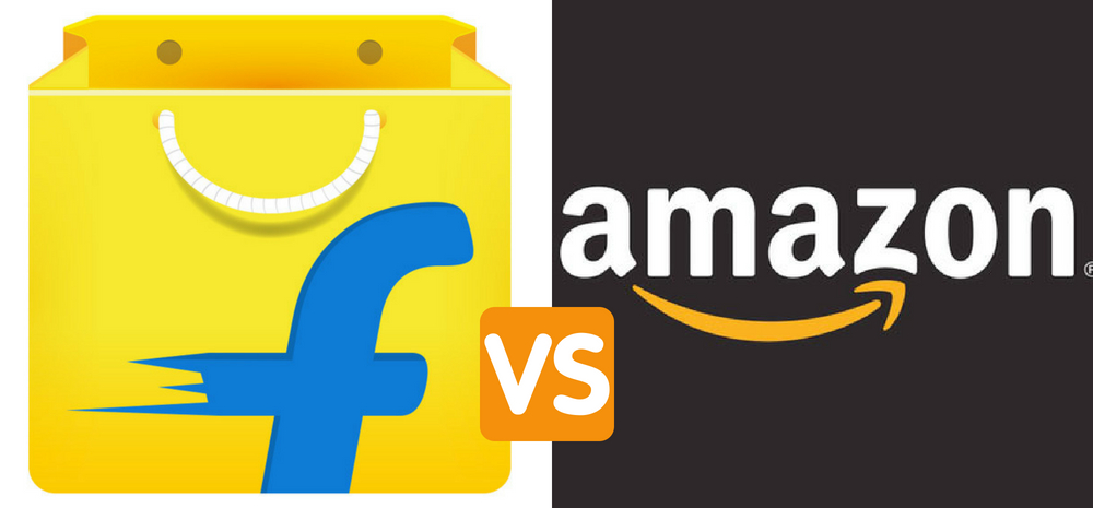 Flipkart vs Amazon fight intensifies