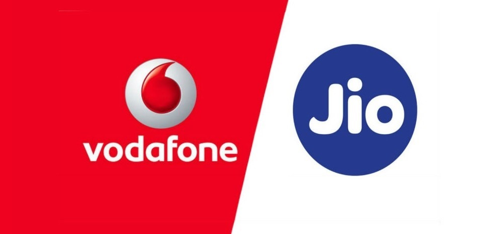 Jio is now #2 in terms of revenues, beating Vodafone
