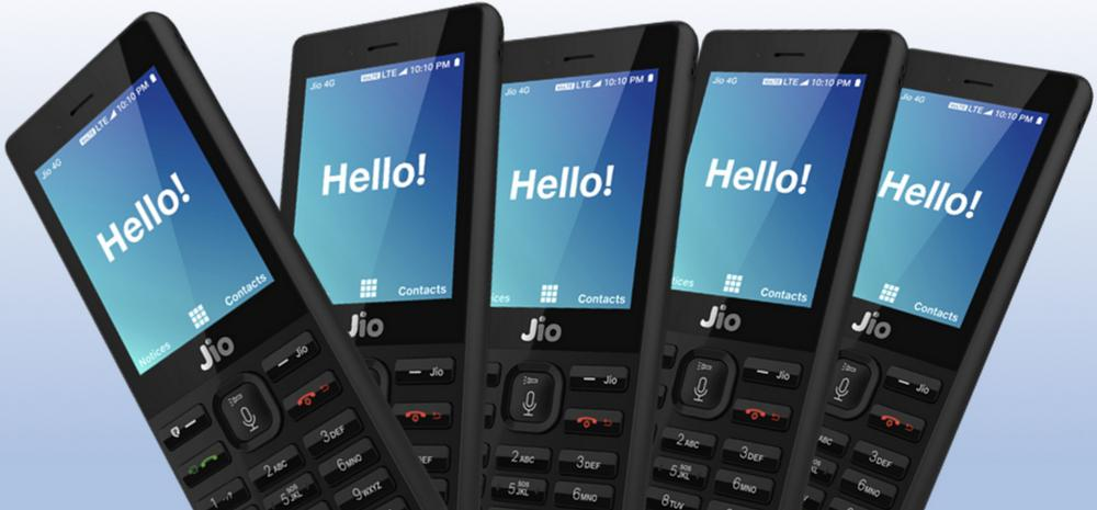 Whatsapp now available on JioPhones