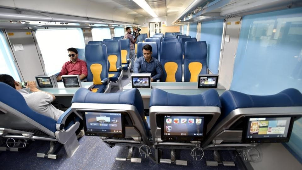 WiFi will be soon introduced insider trains