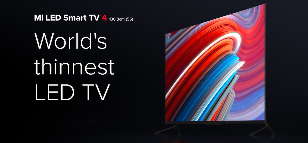 Mi TVs will be Make in India