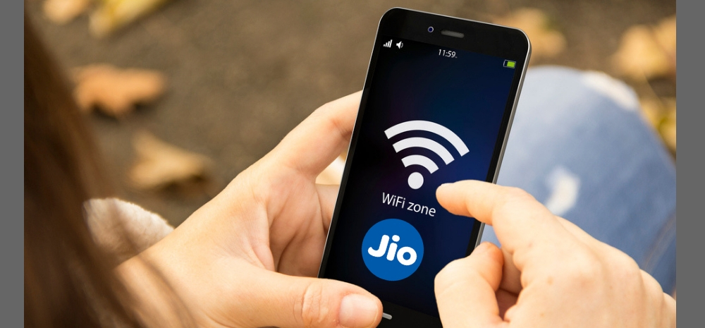 Jio's Vo-Wifi launching in January?