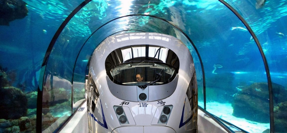 High speed undersea rail network planned between UAE and India
