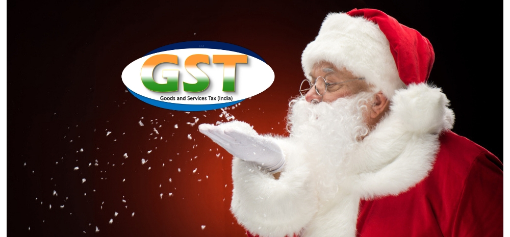Massive GST Cuts announced this Christmas