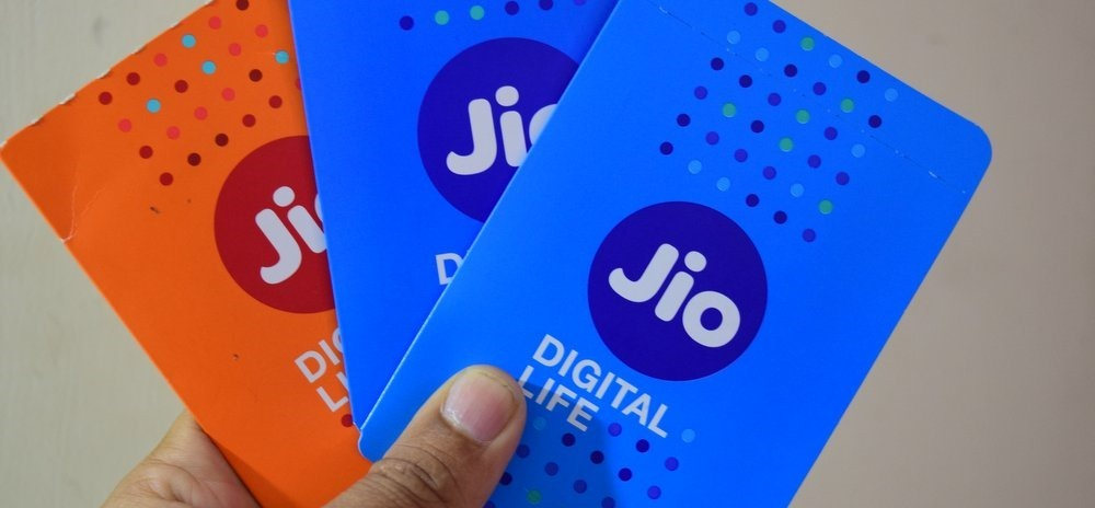Jio is giving free 10 GB of data