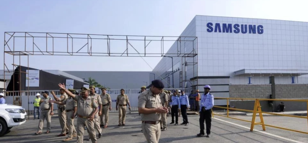 Samsung may stop manufacturing in India
