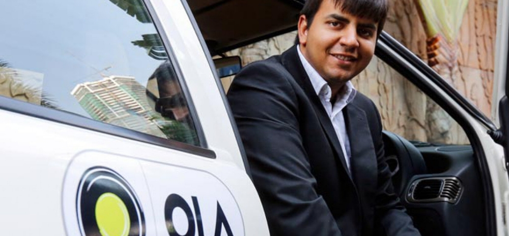 Ola will raise $2 billion at $6 billion valuation