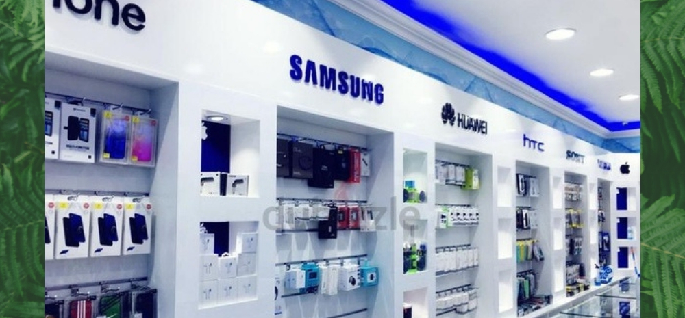 Indian smartphone shop in India