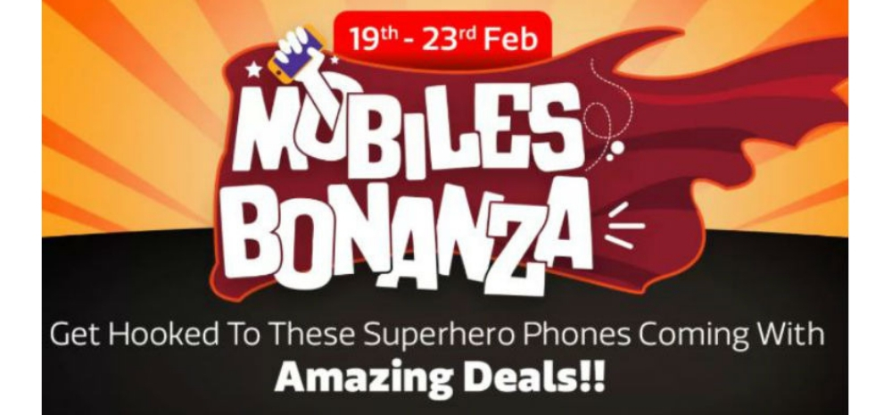 Top deals from Flipkart Mobile Bonanza Sale
