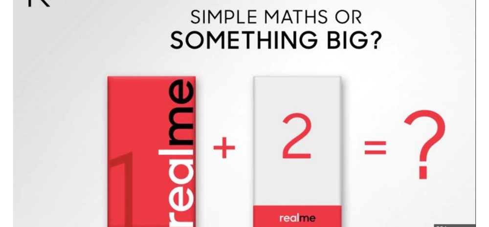 Realme 3 Launch date announced